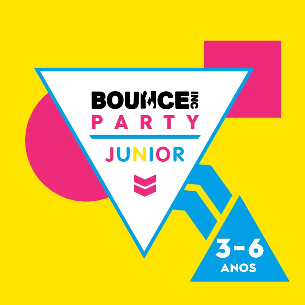 Festas BOUNCE Junior